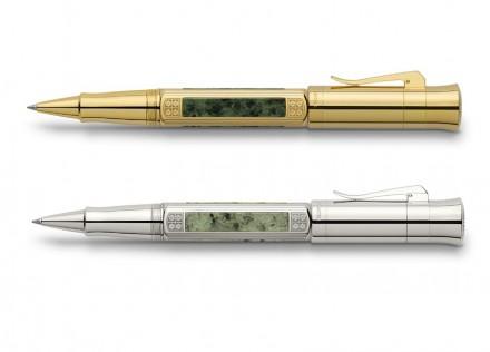 """""""Graf von Faber Castell Collection"""": Rollerball pen."""