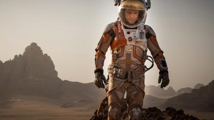 """""""Der Marsianer"""" auf seinem Weg. Foto: Twentieth Century Fox"""
