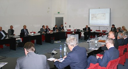 Euroroc held its general assembly during Marmomacc.