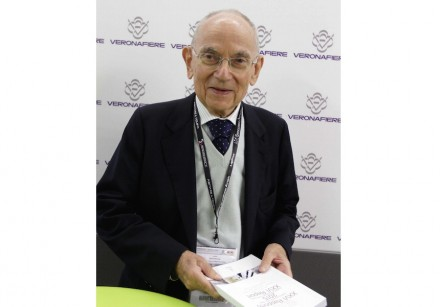 Dr. Carlo Montani. Photo: Ennevi / Marmomacc