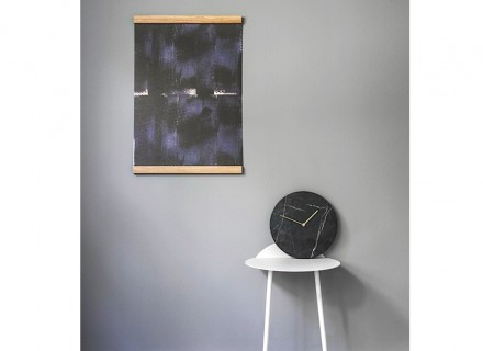 """Marble Wall Clock"" is by Norm only. Jonas Bjerre-Poulsen, Linda Korndal and Kasper Rønn were the designers responsible."