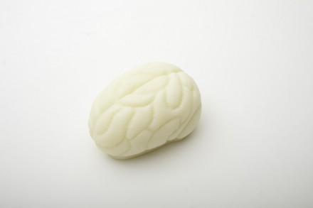"""""""Brain Soap"""" (Gehirnseife) ist Josep Vilas' Beitrag zum Thema Gehirnwäsche, ..."""