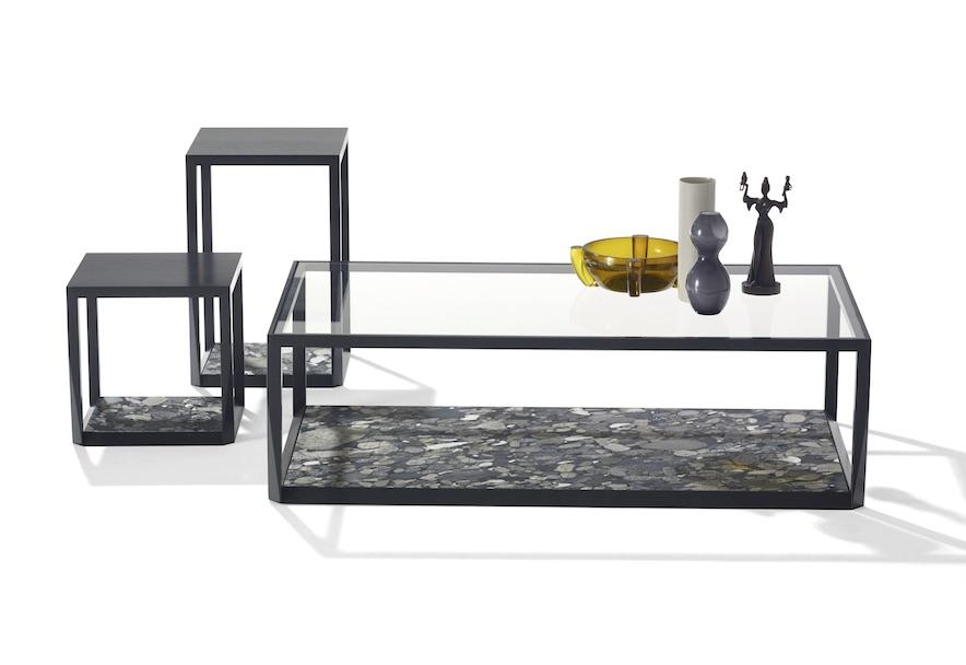 draenert tavolo con lastra da pavimento e questa lastra. Black Bedroom Furniture Sets. Home Design Ideas