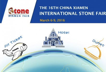 Lottery for last minute pre-registration for the coming Xiamen Stone Fair.