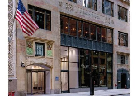 Award of Excellence (Renovation/Restauration): Fashion Tower (Façade), New York.