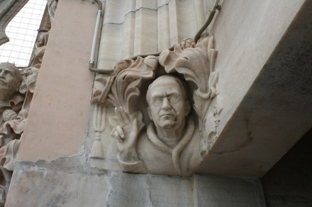 The new regulations issued by the authorities impose an unnecessary burden on the stone branch, according to the Marble Institute of America and the Building Stone Institute. The photo shows a sculpture at the Milan cathedral.