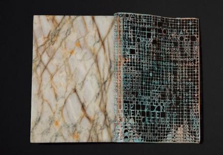 "Halil Sami Halil, Grupo Mineração Corcovado Brasigran: ""Pedra Cobre Pedra"" (Granite superexótico Nova Roma)."