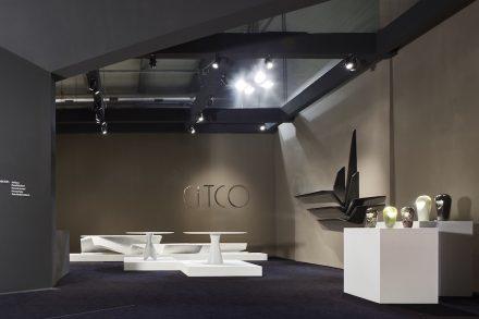 Stand de Citco en el Salone del Mobile 2016.