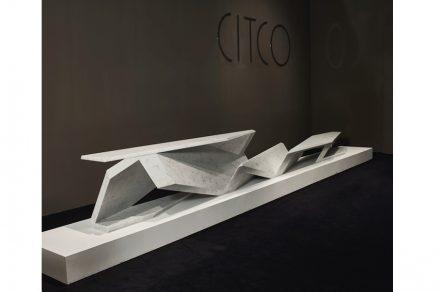 """Daniel Libeskind. Citco: """"Enigma""""."""