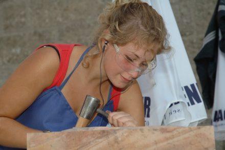 Impressionen vom Steinfestival 2009 in Salzburg.