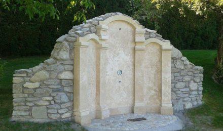 Laurentiu Dascalu Natursteinmauerwerk.