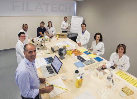 The Fila research team.