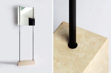"""Reflexion"", Ulysse Martel, Milos Ristin. <a href="" http://novgallery.com ""target=""_blank"">NOV Gallery</a>. Spazio Rossana Orlandi."