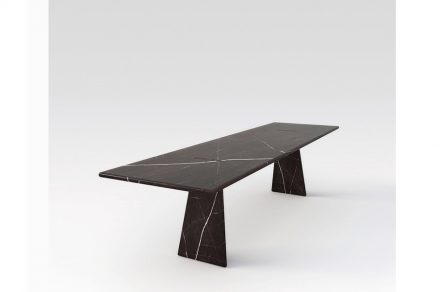 Angelo Mangiarotti: Table (1978).