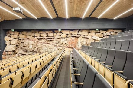 Il Centro Europeo per l'Educazione Geologica (ECEG) dell'Università di Varsavia.