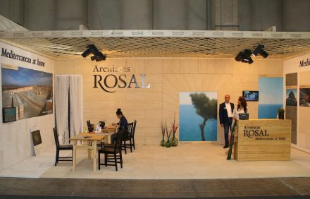 "<a href=""http://www.areniscasrosal.com/""target=""_blank"">Areniscas Rosal</a>: Mediterranean at home."