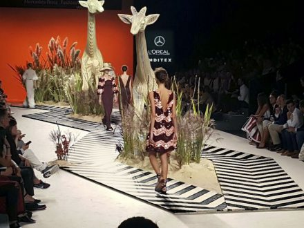 Levantina: Mercedes Benz Madrid Fashion Week 2016
