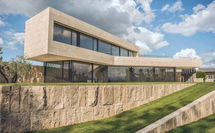Architekturbüro Arkade, Linz: Wohnhaus Sierning.
