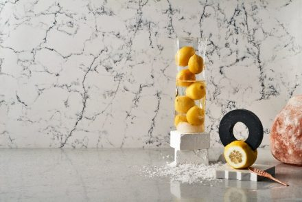 "Caesarstone: ""A Material Menu: Designs for the Culinary Aesthetic"". Photos: Caesarstone"