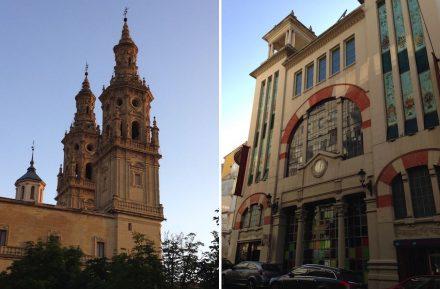 Logroño city center. Photo: Sculto