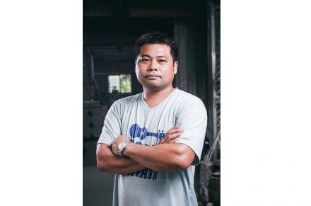 Liu Chuan-Sheng, owner of De-Yi Marble Co., Ltd.