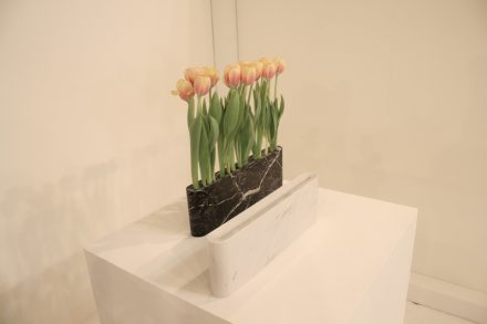 "Salone Satellite: Vase by Daisuke Kitagawa, <a href=""http://www.designforindustry.jp/""target=""_blank"">Design for Industry</a>."