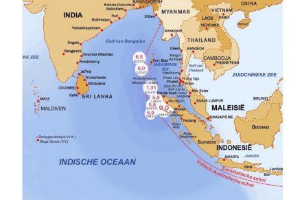 Christmas Tsunami.Why The Sumatra Earthquake And Its Tsunami Reached Such A Power