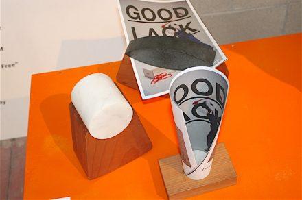 "Ventura Lambrate: ""Riple"", office organization, design: Hiroyuki Ikeuchi, <a href=""http://www.designsoil.jp/""target=""_blank"">Designsoil</a>."