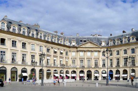 Place Vendôme. Photo: Mbzt / Wikimedia Commons