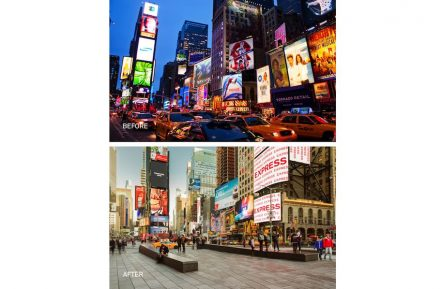 Snøhetta: Times Square.