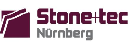 Logo der Stone+tec (13.-16. Juni 2018).
