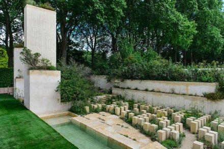 Chelsea Flower Show 2017: M&G Garden.