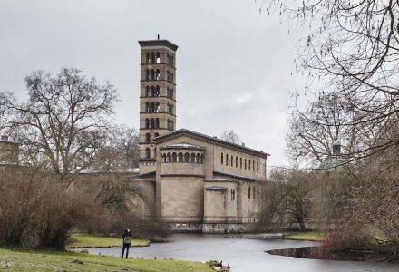 Die Friedenskirche. Foto: Deutsche Stiftung Denkmalschutz