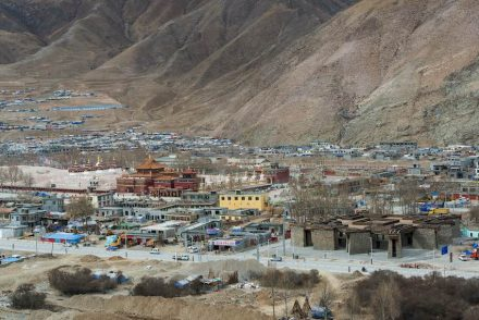 Jianamani Visitor Center (rechts).