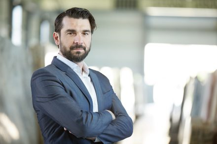Ioannis Antoniadis. Foto: SGI