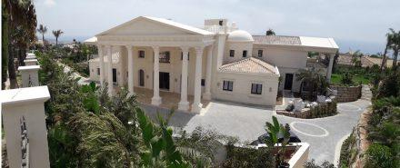 Category Design: Villa Ricotta, Marbella, Málaga.