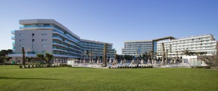 Category National Award: Complejo Hipotels, Palma de Mallorca.