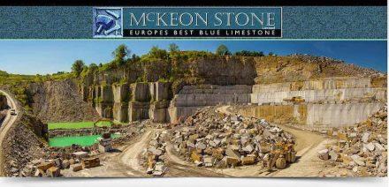 Threecastle quarry in County Laois.