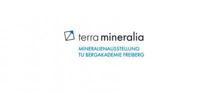 Das Logo des Museums Terra Mineralia.
