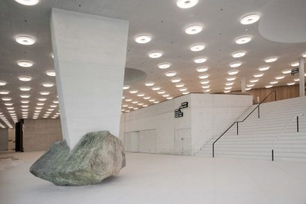 "Eric Hattan: ""Unverrückbar"", Basel."
