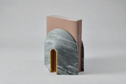 """Gianluca Gimini, Bookends, Progetto 58""""."""