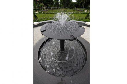 Besco, water projects: Aschersleben, garden show 2010.
