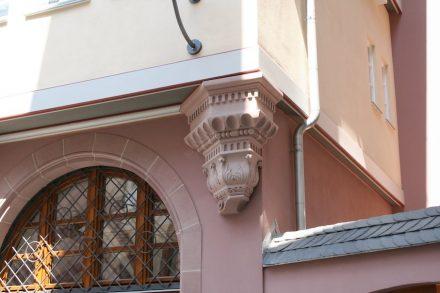 Fassadendetail.