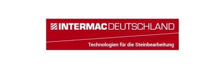 Das Logo der Intermac Deutschland Stone Division.