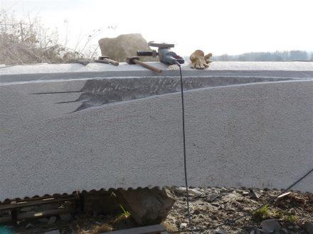 Die ZVK bietet eine zusätzliche Alterversorgung für die Steinmetze- und Steinbildhauer. Foto: Archiv