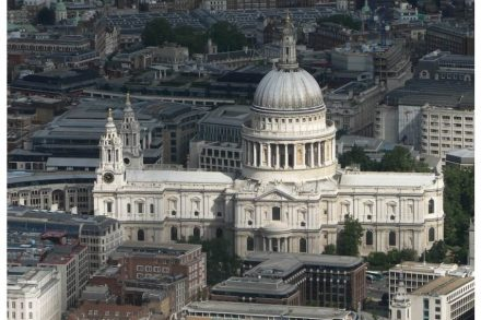 St. Paul's Cathedral. Foto: Mark Fosh / Wikimedia Commons