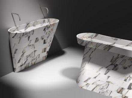 """Stone and Water: Liquido, Solido, Litico: """"Tasca,"""", Raffaello Galiotto."""