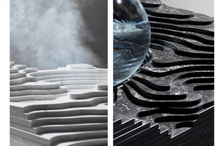 """Snarkitecture and <a href=""""http://www.caesarstone.com/""""target=""""_blank"""">Caesarstone</a>: """"Altered States""""."""