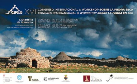 International Congress on Drystone Walling (CIPS 18).