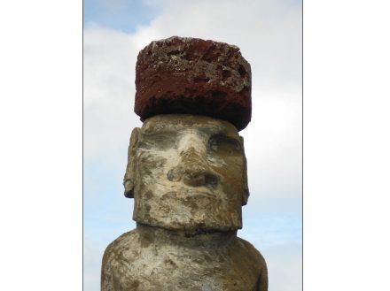 Statue with hat. Photo: Sean Hixon